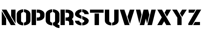 asgard Font LOWERCASE