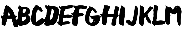chocoleta1 Font UPPERCASE