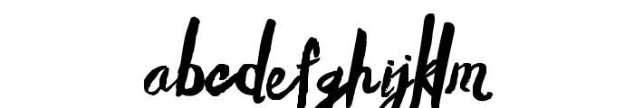 innocent Font LOWERCASE