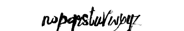 innocentsrough Font LOWERCASE