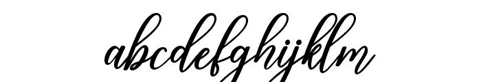 leighton Font LOWERCASE