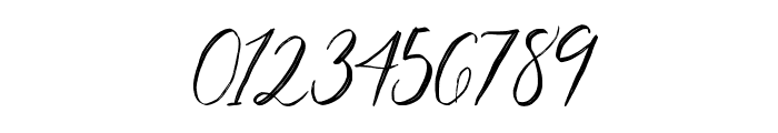 magdalena script Font OTHER CHARS