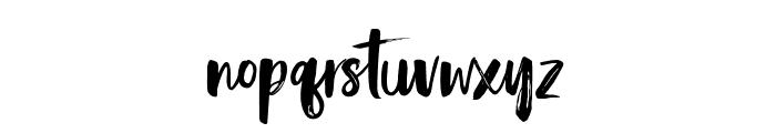 rosemarylovealt2 Font LOWERCASE