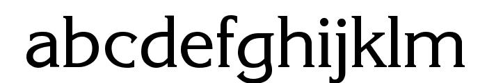 Enchanted Font LOWERCASE