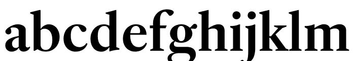 English 1766 Medium Font LOWERCASE