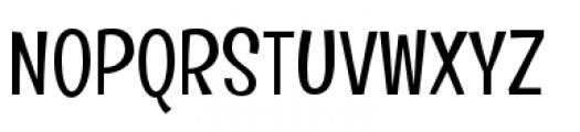 Englebert Pro Font UPPERCASE