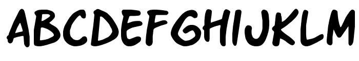 Enchilada Font LOWERCASE