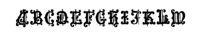 Enchiridion Font LOWERCASE