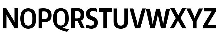 Encode Sans Compressed Bold Font UPPERCASE