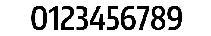 Encode Sans Compressed SemiBold Font OTHER CHARS