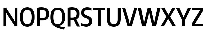 Encode Sans Compressed SemiBold Font UPPERCASE