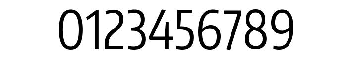 Encode Sans Compressed Font OTHER CHARS
