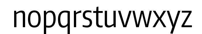 Encode Sans Compressed Font LOWERCASE