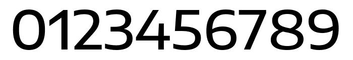 Encode Sans Expanded Medium Font OTHER CHARS