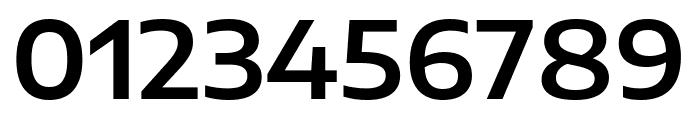Encode Sans Expanded SemiBold Font OTHER CHARS