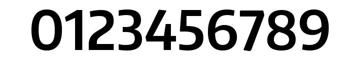 Encode Sans Narrow SemiBold Font OTHER CHARS