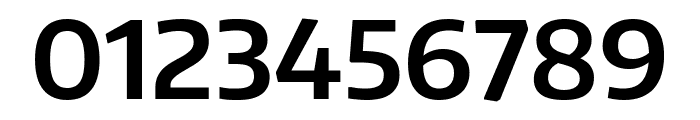 Encode Sans Normal SemiBold Font OTHER CHARS