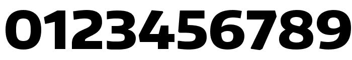 Encode Sans Wide ExtraBold Font OTHER CHARS
