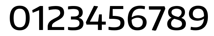Encode Sans Wide Medium Font OTHER CHARS