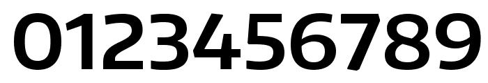 Encode Sans Wide SemiBold Font OTHER CHARS