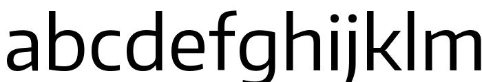 Encode Sans Font LOWERCASE