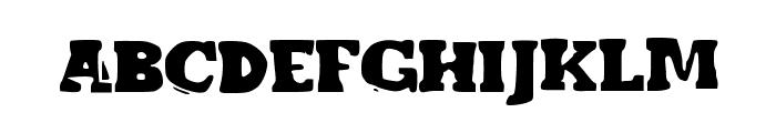 EndOfEra Font UPPERCASE