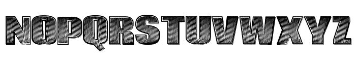 EnergyDrink Font UPPERCASE