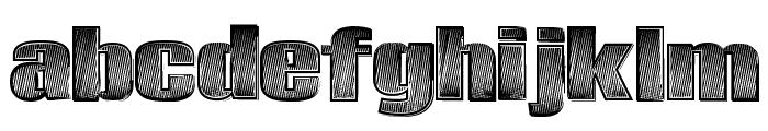 EnergyDrink Font LOWERCASE
