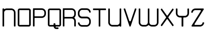 Engadi Gentle Font UPPERCASE