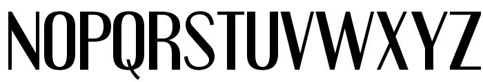 Engebrechtre-Regular Font UPPERCASE