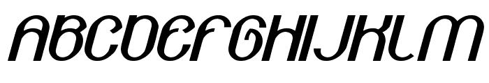 Engine Power Font UPPERCASE