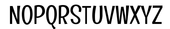 Englebert Font UPPERCASE