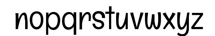Englebert Font LOWERCASE
