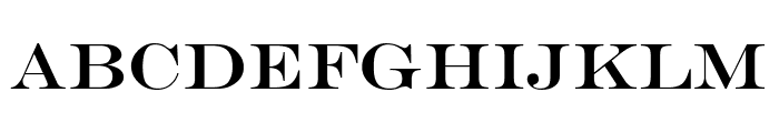 Engry Font LOWERCASE