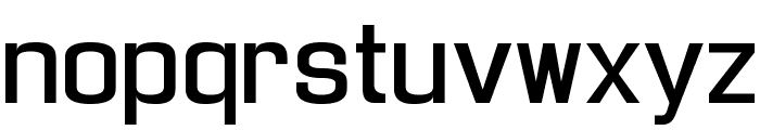 Enigmatic Regular Font LOWERCASE