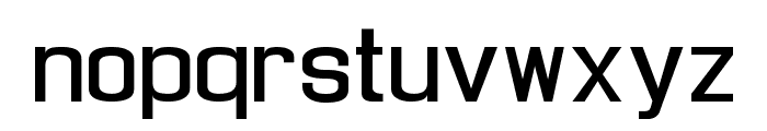 Enigmatic Font LOWERCASE
