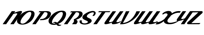 EnjoyPersonalUse Font UPPERCASE