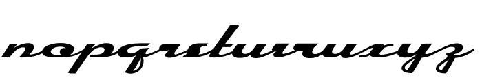 EnjoyPersonalUse Font LOWERCASE