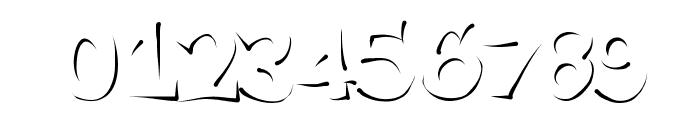 Enlighten Font OTHER CHARS