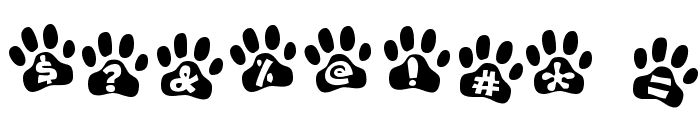 Ennobled Pet Font OTHER CHARS