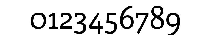 Enriqueta-Regular Font OTHER CHARS