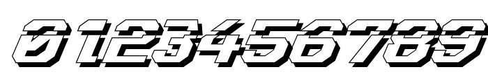 Ensign Flandry LasShad Italic Font OTHER CHARS