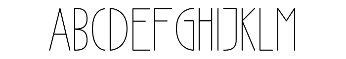 Ensure Medium Font UPPERCASE