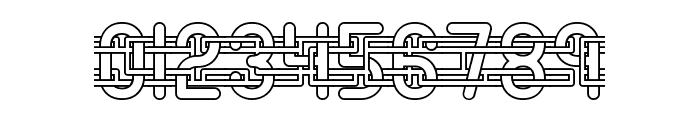 Entangled -BRK- Font OTHER CHARS