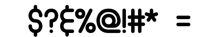 Entangled Plain BRK Font OTHER CHARS