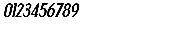 Engebrechtre Bold Italic Font OTHER CHARS