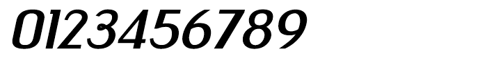 Engebrechtre Extended Bold Italic Font OTHER CHARS