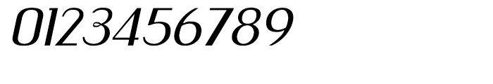 Engebrechtre Extended Italic Font OTHER CHARS