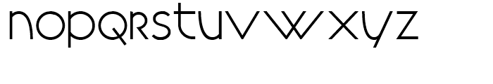 Engel Stabenschrift NF Regular Font LOWERCASE