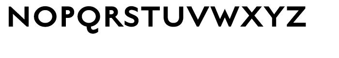 English Grotesque Medium Font UPPERCASE